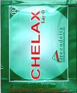 chelax green