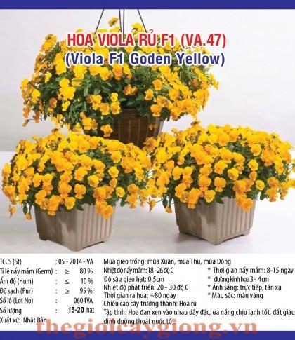 viola ru f1 mix va47